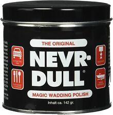 Nevr Dull Polierwatte 1 Dose 142 Gramm Hochglanz Metall Polier Watte 9907000