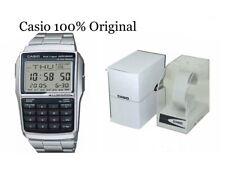 Casio Original Men Digital Data Bank illuminator Bracelet Watch DBC32D-1ADF New