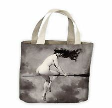 Albert Penot Depart For Sabbath Tote Shopping Bag For Life - Witch Witches Wicca