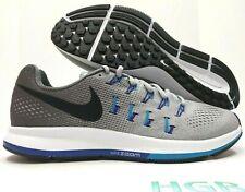Nike Zoom Pegasus 33 Hommes US 11 Gris D'occasion Tache 6969
