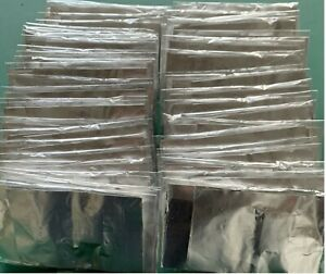 500 NAIL FOIL GEL WRAPS POLISH REMOVER SOAK OFF ACRYLIC REMOVAL ACETONE REQUIRED
