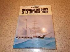 1976.Bateaux des cotes de la Bretagne nord.Marine.Jean Le Bot