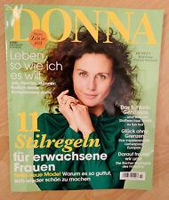 Zeitschrift DONNA, Ausgabe März 03/ 2021