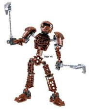 Lego 8604 Bionicle Metru Nui Toa Metru Toa Onewa complet de 2004 -C139
