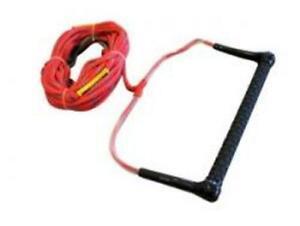"""wakeboard rope and handle package  - 3 loop -17"""" handle RM-970"""