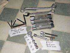 Hazet Steeckschlüssel 1/2 Zoll und Schrauben Schlüssel