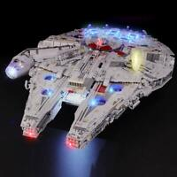 Briksmax Led Light Kit Regosuta Wars Millennium Falcon 75192 Only - Lego Setsf/S