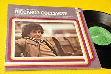 RICCARDO COCCIANTE LP I MOMENTI DELL'AMORE 1978 EX