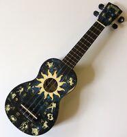 Mahalo 2211 Constellation Ukulele, Art Series Design Soprano (Nylon Strings)