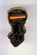 RARE PINS PIN'S .. BATEAU NAVIRE BOAT MOTEUR MOTOR PECHE MERCURY CHATEL 30 ~CF