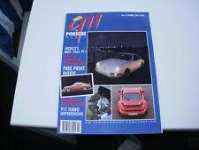911 & PORSCHE WORLD   NO.4  SPRING   1991   ENGLISH QUARTERLY