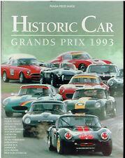 Historic car - Grands prix 1993 - Panda press image - Ricard - Montlhery ....