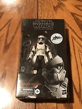 Star Wars The Black Series Galaxy's Edge MOUNTAIN TROOPER Exclusive Figure New