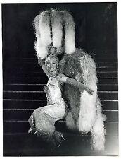 Photo André Privat - Folies bergères - Revue 1969 - Music Hall -