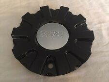 Cruiser Alloy 903 Cake Wheel Center Cap 903L160 903K66 NEW Black Rim Middle