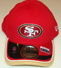 New Era Hat Cap NFL Football San Francisco 49ers New Era On-Field 39THIRTY M/L