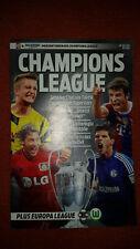 Sportbild Champions League 2015 -Schalke-Dortmund-Leverkusen-Bayern München-BVB
