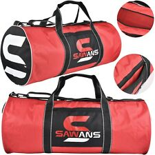 SAWANS Gym Sports Kit Bag Holdall Duffle Training Travel Football Fitness Boxing