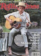 NEW Rolling Stone Magazine Bob Dylan 11/20/14 2014 USA Edition No Label
