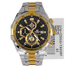 Casio Edifice Stopwatch Chronograph Multi-Colour Dial Men's Watch - EFR-539SG-1A