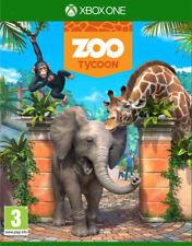 Zoo Tycoon Jeu Microsoft Xbox One Neuf Version française