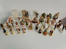 Lot of 42 Vintage Sebastian Miniatures