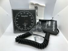 New Welch Allyn 5091 38 Wall Aneroid Sphygmomanometer With Cuff For Blood Pressure