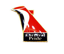 CARNIVAL CRUISE LINES LAPEL HAT PIN PRIDE VIP