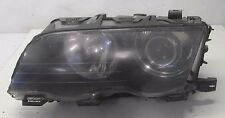 KM604214 99-01 BMW 325I 328I 323I E46 FRONT LEFT SIDE XENON HEADLIGHT LAMP OEM