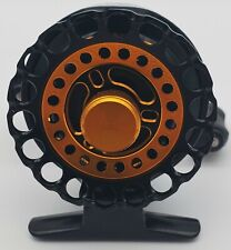 Fly Fishing Reel 6+1BB (Black  & Gold)