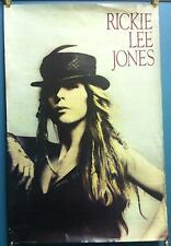"Rickie Lee Jones Pirates 39""x25"" In Store 1981 Promo Poster"