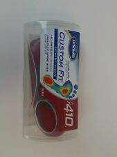 Dr. Scholl's CF410 Custom Fit Orthotic Inserts