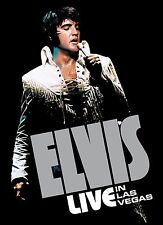 ELVIS PRESLEY 'LIVE IN LAS VEGAS' 4 CD SET (2015)