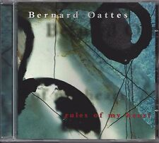 Bernard Oattes ‎– Rules Of My Heart  cd   (The Limit)