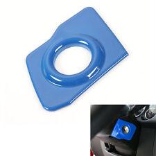 For Wrangler Compass Patriot 2011-2015 ABS Ignition Switch Key Knob Trim Blue x1
