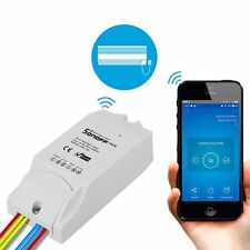 Sonoff Pow Itead 16A WiFi Switch Smart Home with Power Consumption Measurement