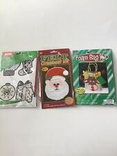 Christmas Craft Kits For Kids Lot Of 3 New In Package