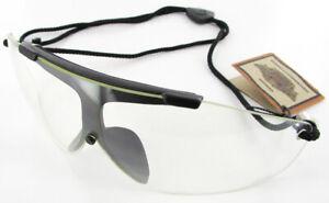 Harley Davidson Unisex 'HDSMASKCLRCORD' Sport Sunglasses, Black/Clear