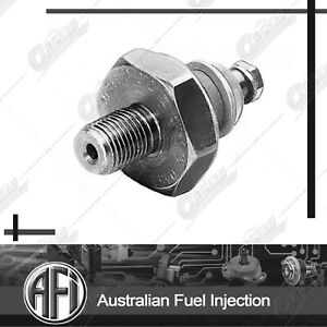 AFI Oil Pressure Switch for Holden Statesman Crewman Caprice Calais Adventra