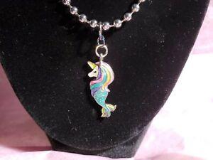 Unicorn Mermaid Necklace
