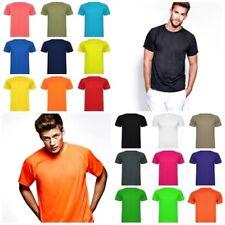 Camiseta Montecarlo Roly Técnica Hombre Manga Corta. Elegir Color y Talla