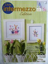 Anchor intermezzo edition Stickvorlage Hier kommt der Osterhase