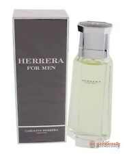 Herrera by Carolina Herrera 6.7oz/200ml Edt Spray for Men New In Box