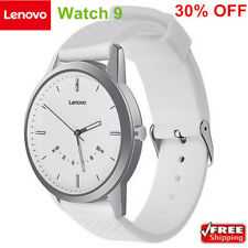 Lenovo Watch 9 Bluetooth 5.0 Smartwatch Fitness Tracker For iOS Android White