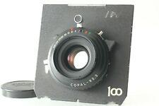 【NEAR MINT++】 Schneider kreuznach Apo Symmar 100mm f/5.6 MC From Japan Fedex 805