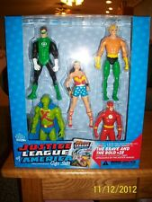 DC Direct Justice League of America First Appearance Deluxe Gift Set