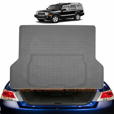 CHARCOAL GRAY ALL WEATHER RUBBER CARGO / TRUNK MAT for JEEP CHEROKEE