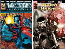 MARVEL KNIGHTS PANINI 1 à 8