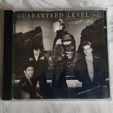 GUARANTEED - LEVEL 42 CD