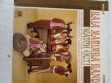 BAJA MARIMBA BAND- Original A&M Stereo LP-  Watch Out
